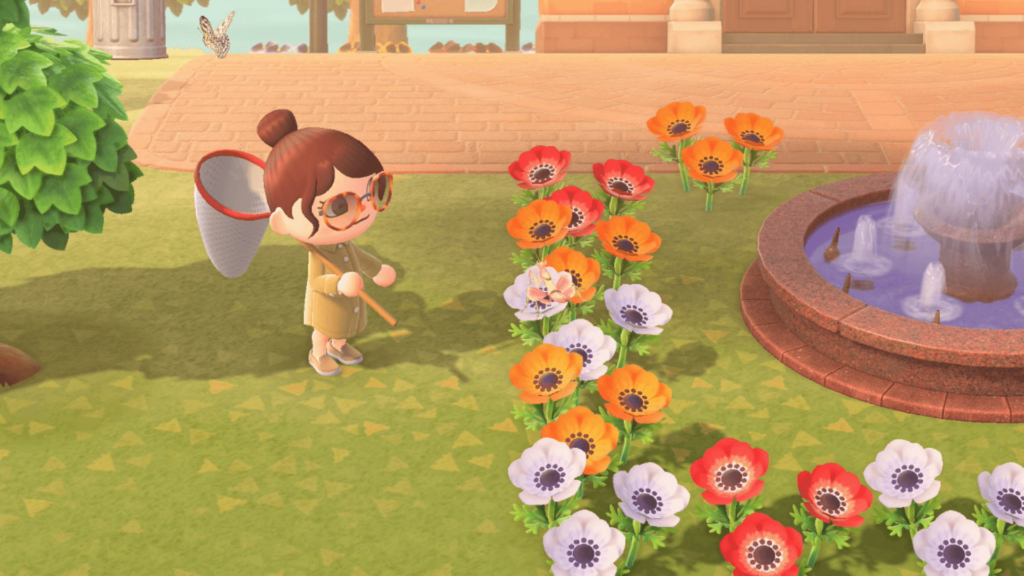 Insectes Animal Crossing New Horizons
