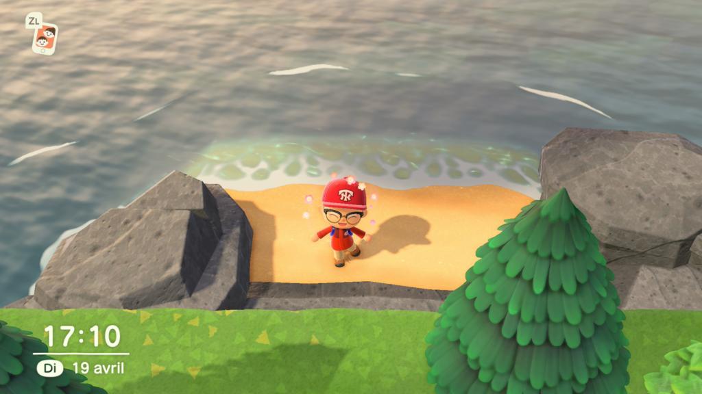 De nouvelles informations sur le contenu à venir ! (Plongée et légumes dans Animal Crossing New Horizons)
