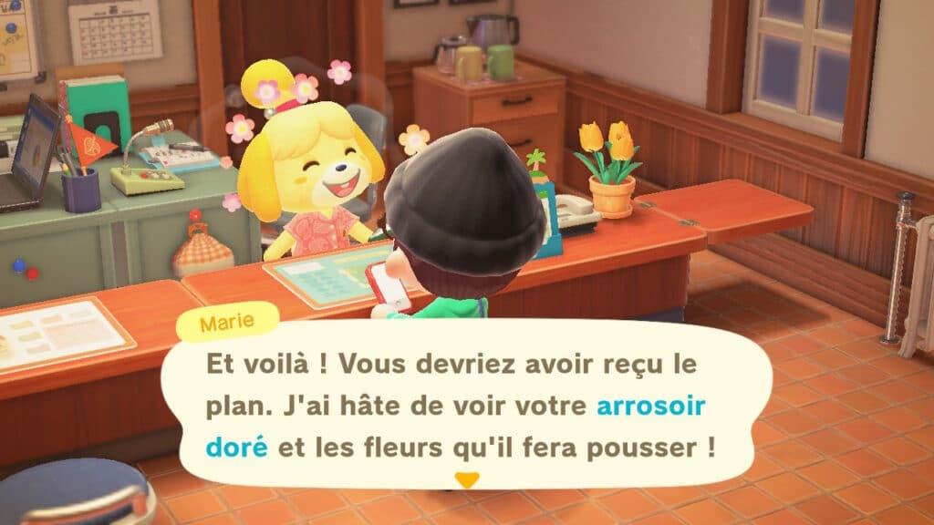 Comment avoir 5 Étoiles de Réputation sur Animal Crossing New Horizons