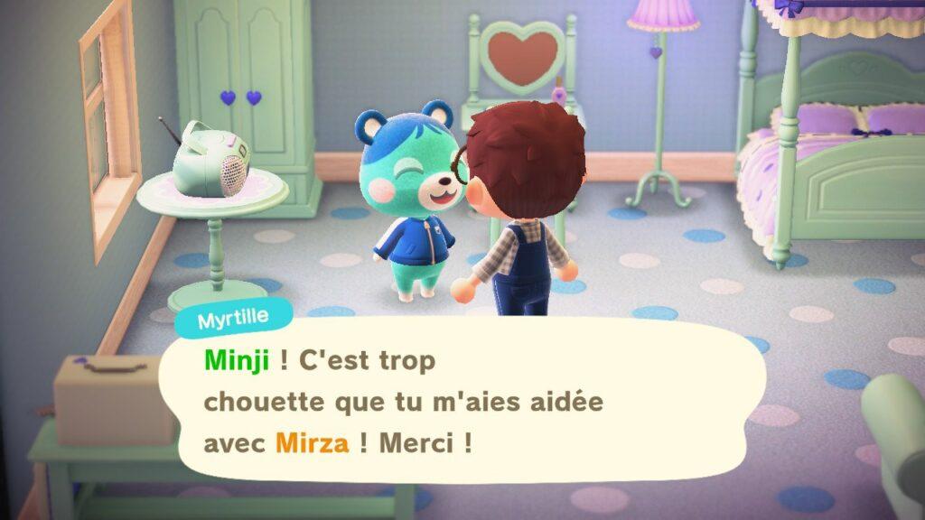 🐨 Les Habitants et leurs Personnalités sur Animal Crossing
