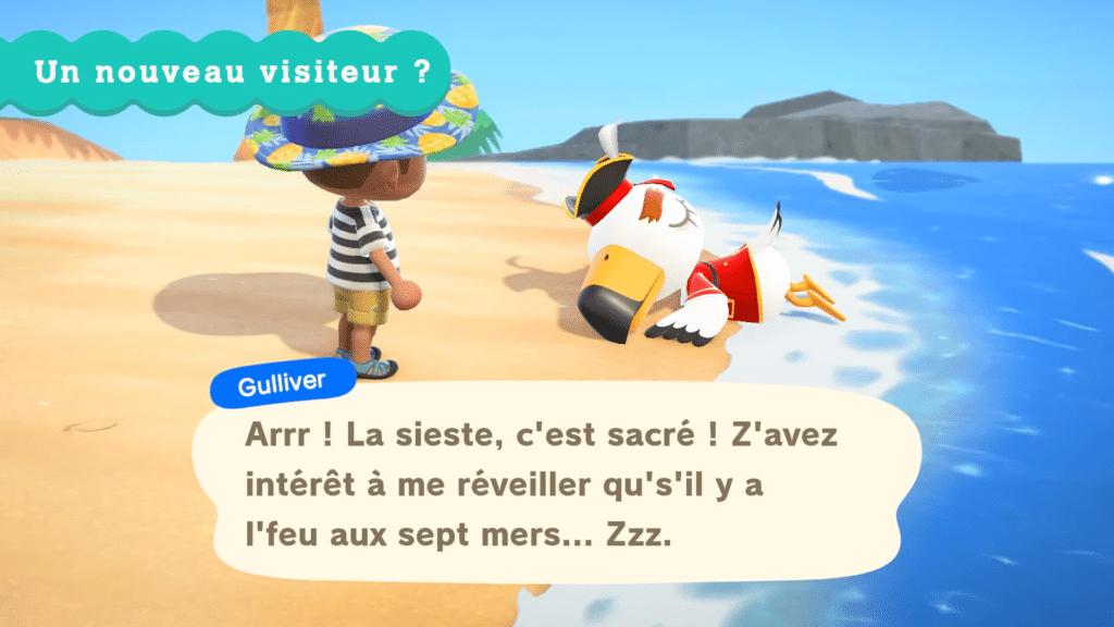 La plongée sur Animal Crossing New Horizons