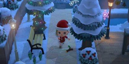 Le Jour des Cadeaux sur Animal Crossing New Horizons