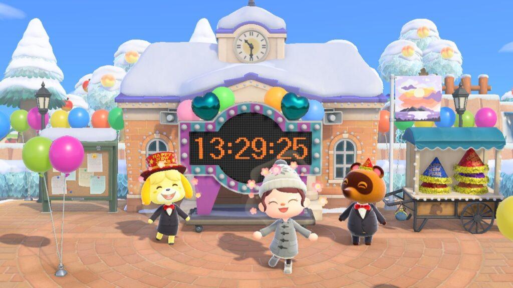 Les Personnages Spéciaux sur Animal Crossing New Horizons