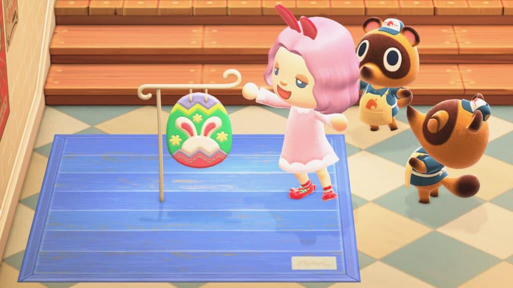 🥚 La Fête des Oeufs dans Animal Crossing New Horizons