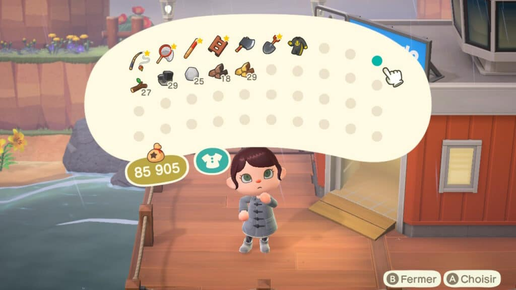 Les Îles Mystères dans Animal Crossing New Horizons
