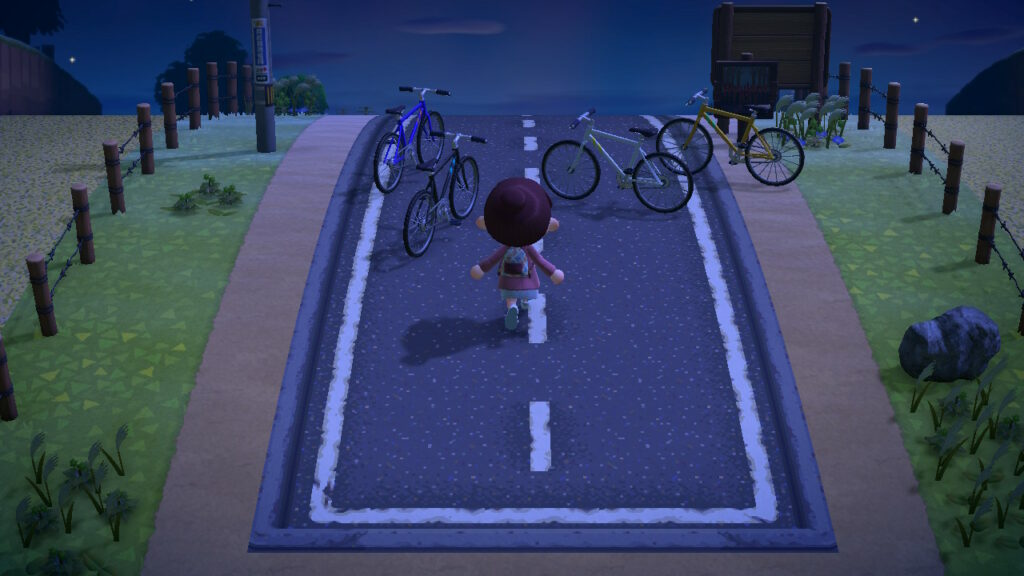 Une île Stranger Things sur Animal Crossing New Horizons