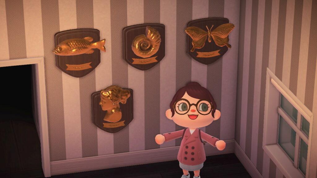 🦉 La Journée Internationale des Musées dans Animal Crossing